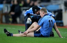 'We're nearly in a relationship for the next six months!' – Dubs cruciate victims Kilkenny and O'Brien