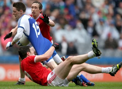 Cavanagh's cynical tackle on McManus hastened the welcome for the black card rule.