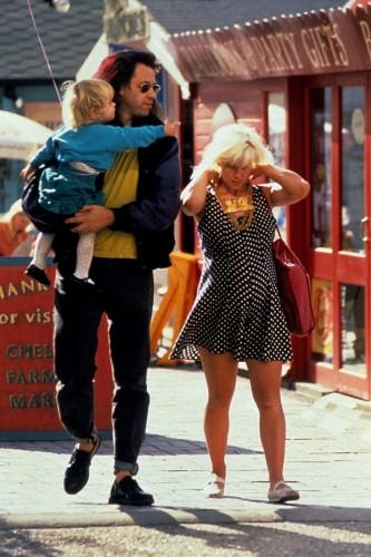 Entertainment - Bob Geldof and Paul Yates Sighting
