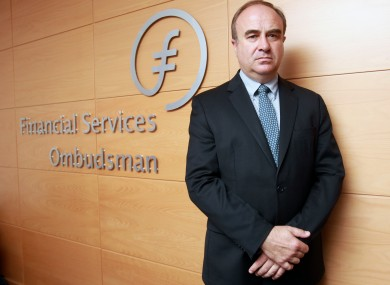 Financial Services Ombudsman William Prasifka