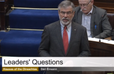 The Cabinet didn't discuss water charges today, apparently