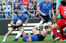 'I don't think we're in dire straits' – Leinster's Isaac Boss