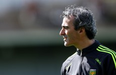 Jim McGuinness on club fixtures controversy: 'I know it is coming from certain quarters'