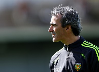 Jim McGuinness: 'What's the norm? That's the question I would ask.'