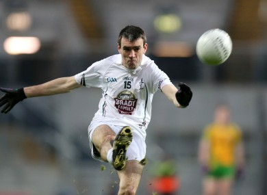 Johnny Doyle has called time on his Kildare career.