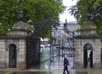 Leinster House, Dublin