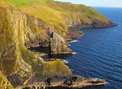 Old Head, Kinsale, Co Cork, part of the Wild Atlantic Way.