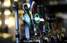 Drinking has gotten dearer in the last year, but walking or getting the bus home is cheaper
