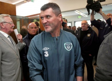 Roy Keane: 'People keep asking me ironically about other jobs'