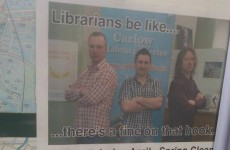 Co Carlow has the sassiest librarians in the country