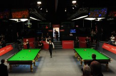 A number of players have made dodgy walk-on music choices at the Crucible