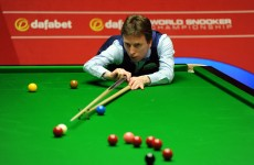 Ken Doherty reaches second round after stunning Crucible comeback