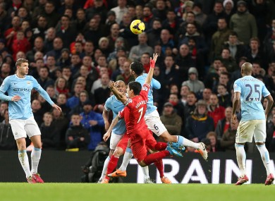 Manchester City won the reverse fixture earlier this season.