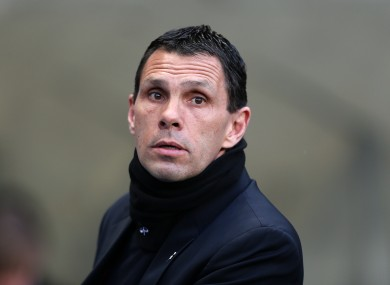 Sunderland's manager Gustavo Poyet has said he would have been