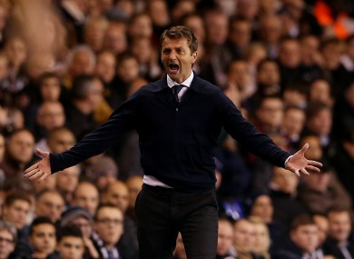 There was explanation for Tim Sherwood from our readers.
