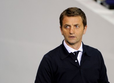 He may not be there next year but Tim Sherwood wants Spurs to push for Europe.