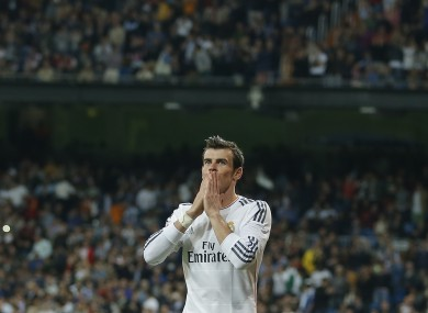Gareth Bale is a doubt for tonight's match after picking up the flu recently.