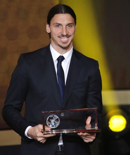 Switzerland Soccer FIFA World Player Award