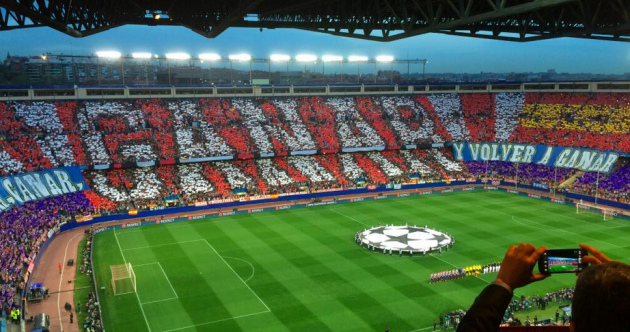 SNAPSHOT: Supporters in Munich and Madrid show off