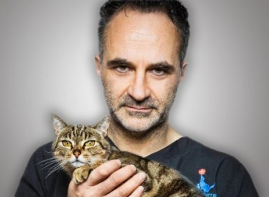 Noel Fitzpatrick, the dreamy Supervet