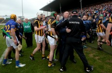 Brian Cody plays down spat with Tipperary bench