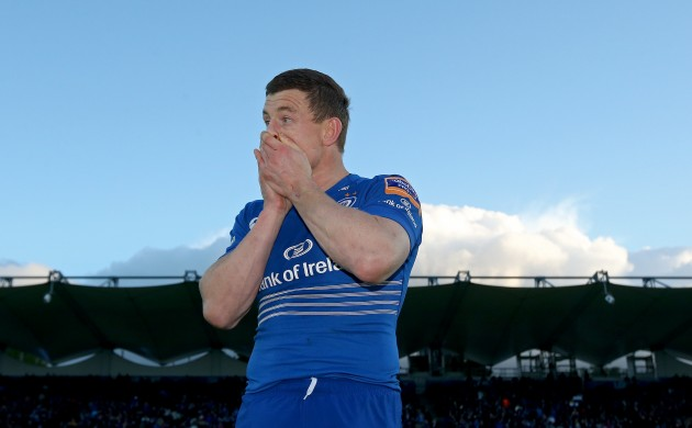 Brian O'Driscoll after the game
