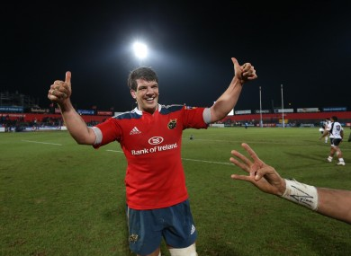 Donncha O'Callaghan will make his BaaBaas bow at Twickenham.
