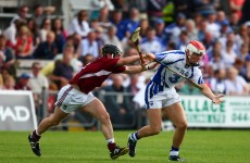 Waterford's Barrett rushed to hospital with dislocated kneecap