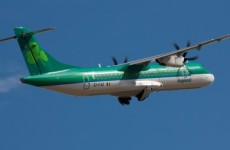 Aer Lingus regional traffic up, up and away by 35 per cent