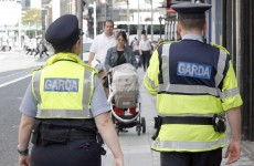 Burglar armed with knife arrested after stand-off with gardaí