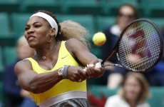 Rough hour for the Williams sisters: Serena and Venus both crash out of the French Open