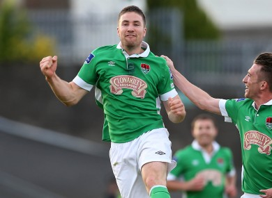 Gearoid Morrissey scored Cork's second.
