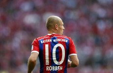'The chance is zero' – Robben rules out United move