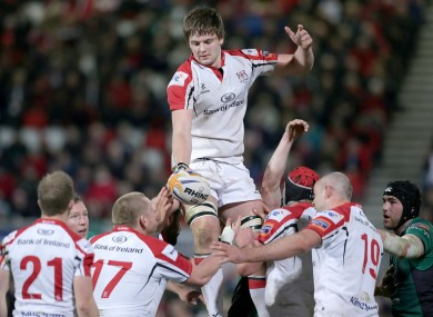 Henderson has learned vast amounts about the line-out from Muller.