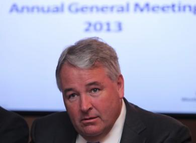 Non Executive Director Paul Connolly
