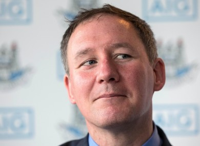 Jim Gavin: 'The easy remark is to blame the referee'
