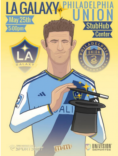 'Keane is Magic' — Check out this class illustration of our Robbie