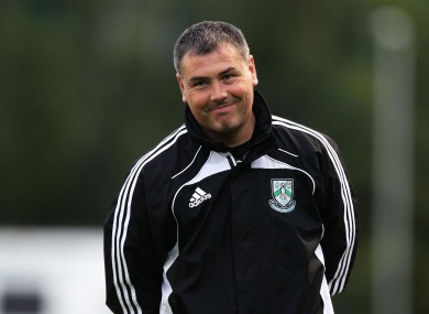 Former Bray assistant Keith Long will be happy with the display of his Athlone players.