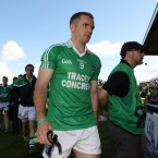 2004 Allstar McGrath was a familiar figure for Fermanagh until his retirement last October.<span class=