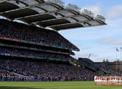 Corke Park is the obvious choice but we'd like to know which other GAA grounds you love.