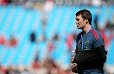 Peter O'Mahony undergoes second operation to fix other shoulder