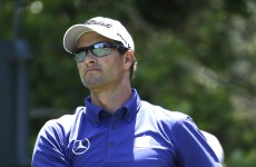 Scott finds the drink at 17 as Ryder Cup hero Kaymer equals TPC record