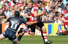 Irish wing Monahan among the tries again as Morris advances to semi-finals
