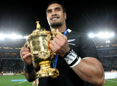 Jerome Kaino returns to the All Blacks' squad after a long absence.