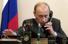 """Putin threatened with """"consequences"""" if election fails to go ahead"""