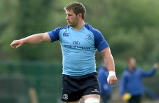 O'Brien: 'I'd have been hoping to play against Toulon if I was pushing it!'
