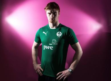 Ireland U20 captain Sean O'Brien