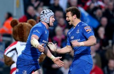 O'Connor content with Leinster performance led by 'alright' Ian Madigan