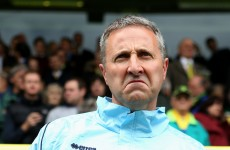 Relegated Norwich keep Adams as permanent boss