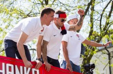 Wilshere leads Arsenal fans in disparaging Spurs amid FA Cup celebrations